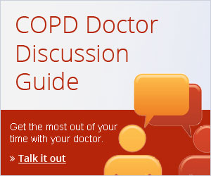 COPD - Doctor Discussion Guide
